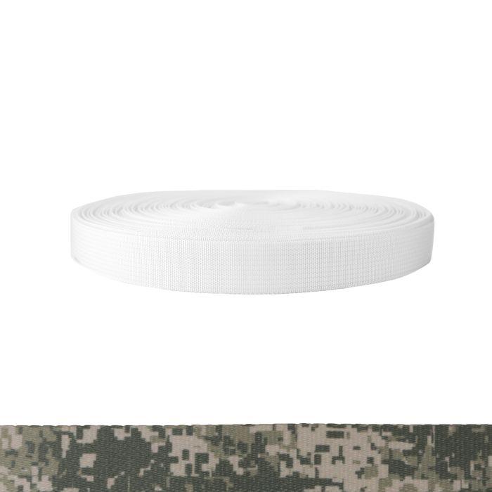 1 Inch Mil-Spec 17337 Polyester Camouflage Digital Grunt