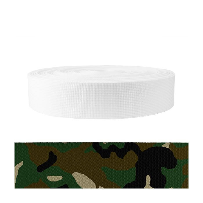 2 Inch Mil-Spec 17337 Polyester Camouflage Original