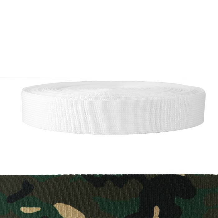 1-1/2 Inch Mil-Spec 17337 Polyester Camouflage Original