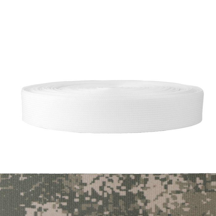 1-1/2 Inch Mil-Spec 17337 Polyester Camouflage Digital Grunt