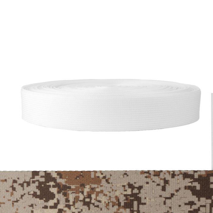 1-1/2 Inch Mil-Spec 17337 Polyester Camouflage Digital Desert