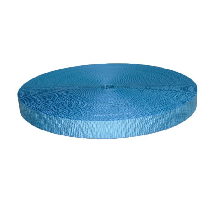 1 Inch Utility Polyester Webbing Blue
