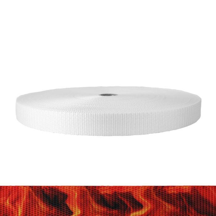 1 Inch Utility Polyester Webbing Blaze