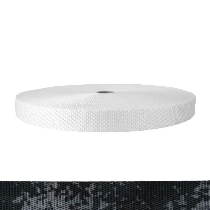 1 Inch Utility Polyester Webbing Camouflage Digital Dark