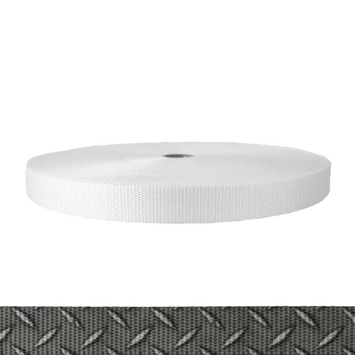 1 Inch Utility Polyester Webbing Diamond Plate