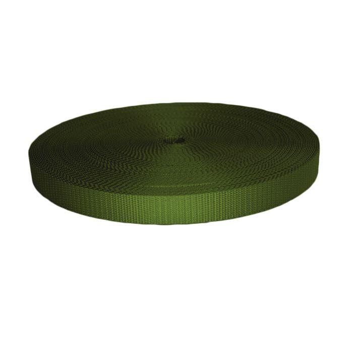 1 Inch Utility Polyester Webbing Olive Drab