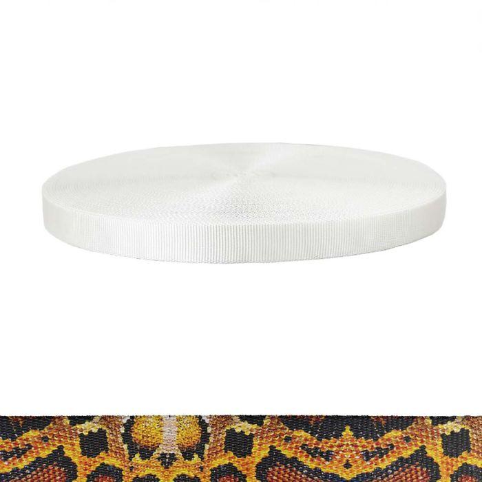 1 Inch Tubular Polyester Boa