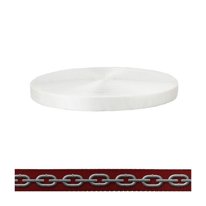 1 Inch Tubular Polyester Chain