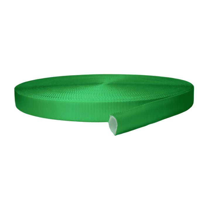 1 Inch Tubular Polyester Green