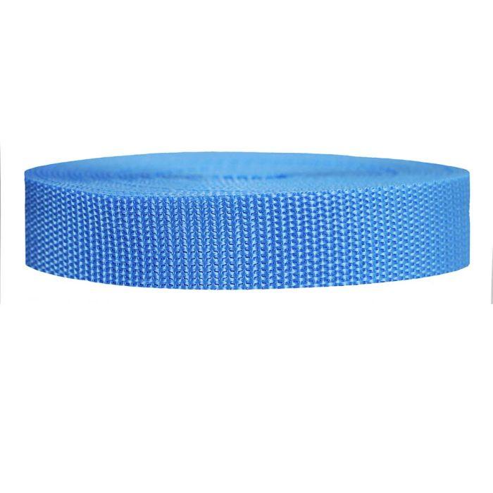 1 Inch Heavyweight Polypropylene Powder Blue