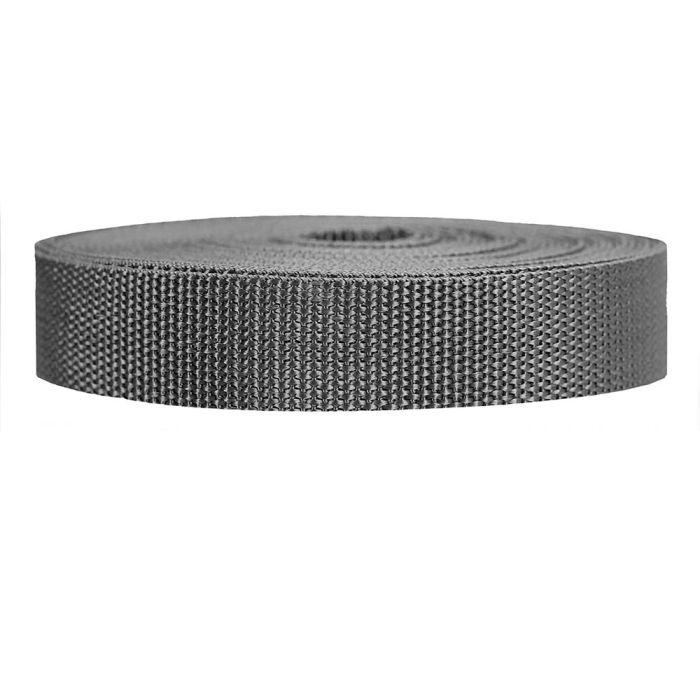 1 Inch Heavyweight Polypropylene Charcoal