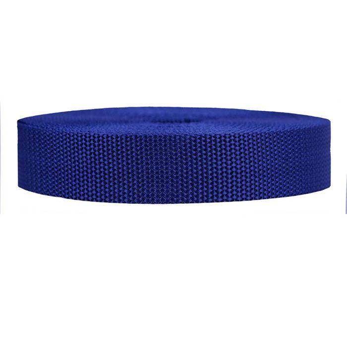 1 Inch Heavyweight Polypropylene Navy Blue
