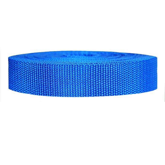 1 Inch Heavyweight Polypropylene Pacific Blue