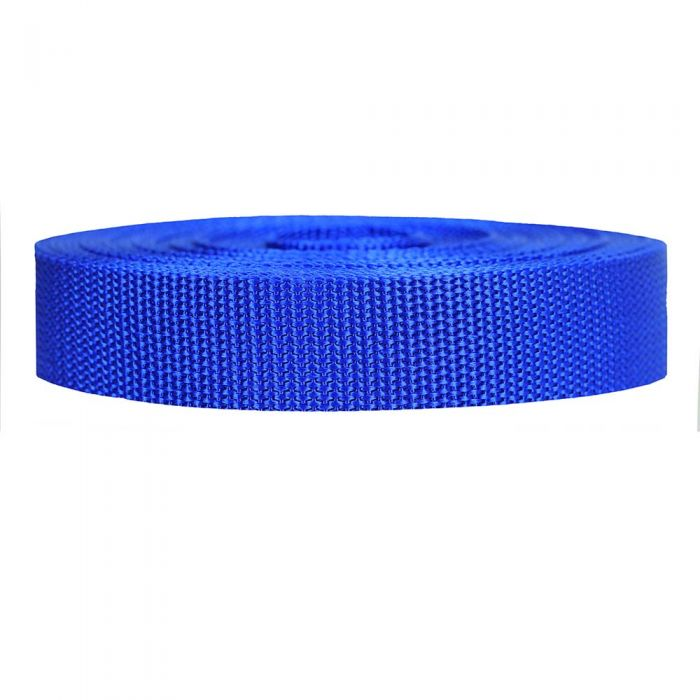 1 Inch Heavyweight Polypropylene Royal Blue