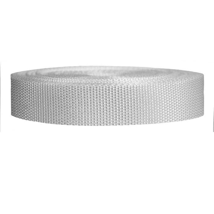 1 Inch Heavyweight Polypropylene White