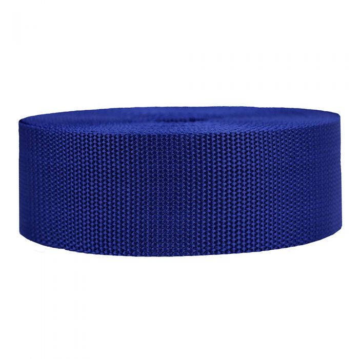 2 Inch Heavyweight Polypropylene Navy Blue