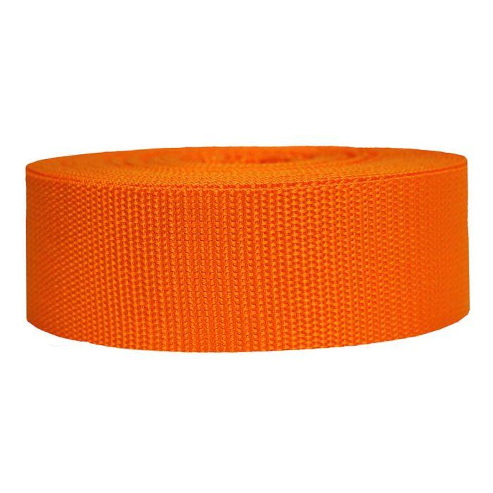 2 Inch Heavyweight Polypropylene Orange