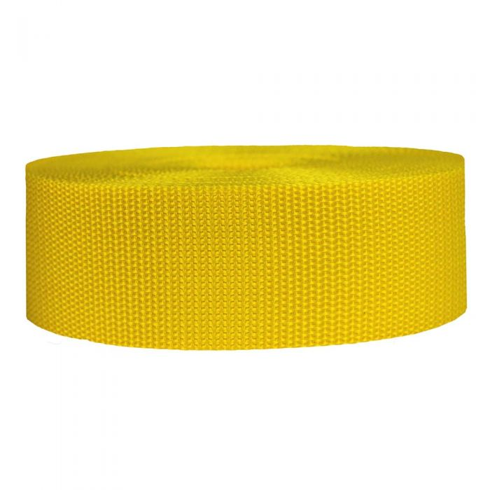 2 Inch Heavyweight Polypropylene Yellow