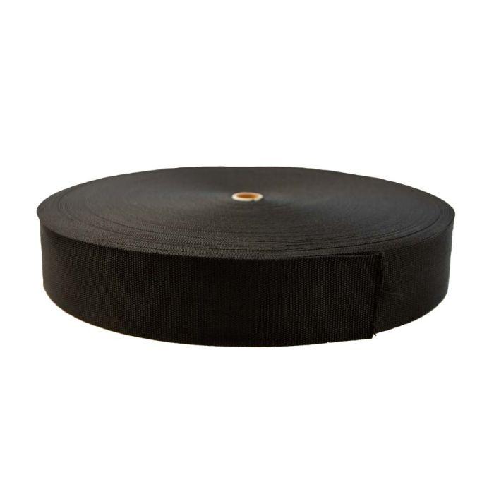 3 Inch Heavyweight Polypropylene Black