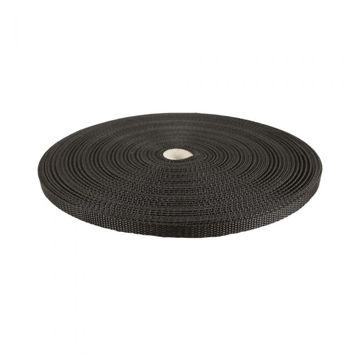 1/2 Inch Heavyweight Polypropylene Black