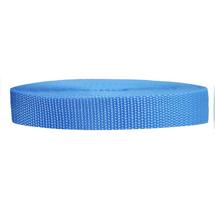 3/4 Inch Heavyweight Polypropylene Powder Blue