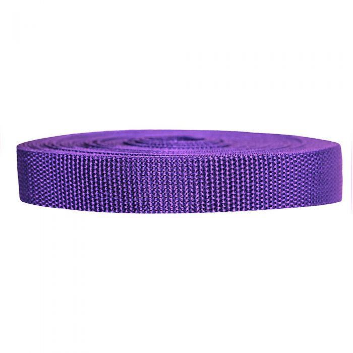 3/4 Inch Heavyweight Polypropylene Purple