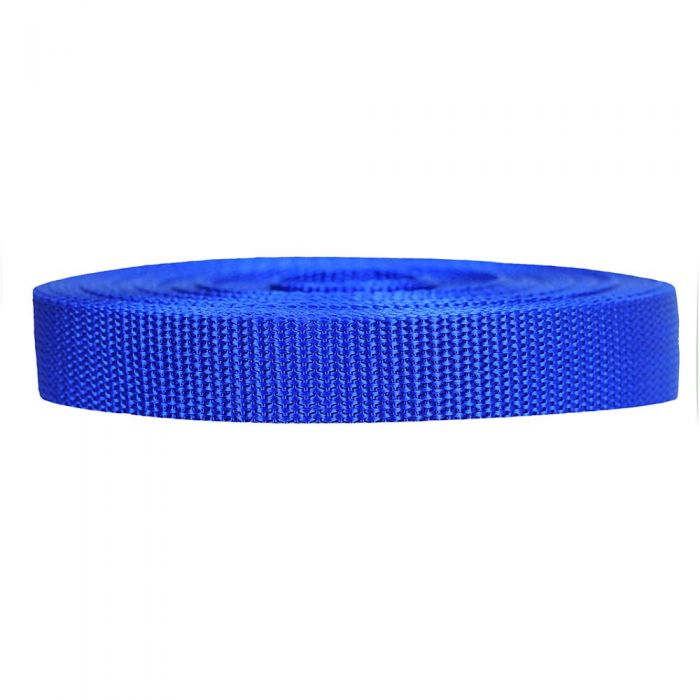 3/4 Inch Heavyweight Polypropylene Royal Blue