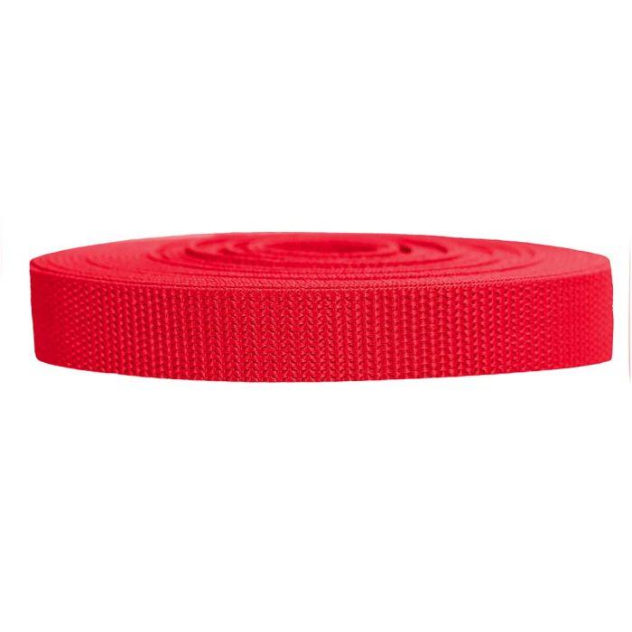 3/4 Inch Heavyweight Polypropylene Red