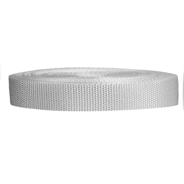 3/4 Inch Heavyweight Polypropylene White