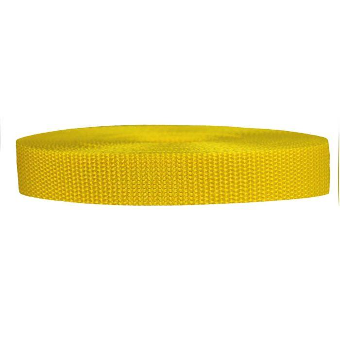 3/4 Inch Heavyweight Polypropylene Yellow