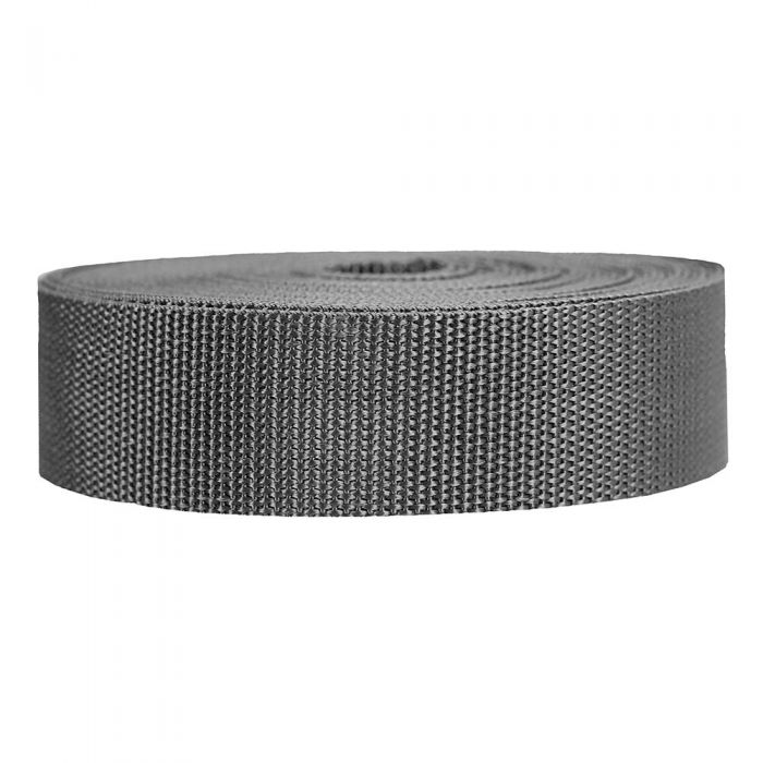 1-1/2 Inch Heavyweight Polypropylene Charcoal