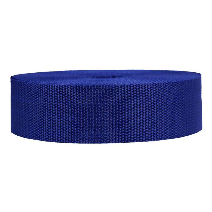 1-1/2 Inch Heavyweight Polypropylene Navy Blue