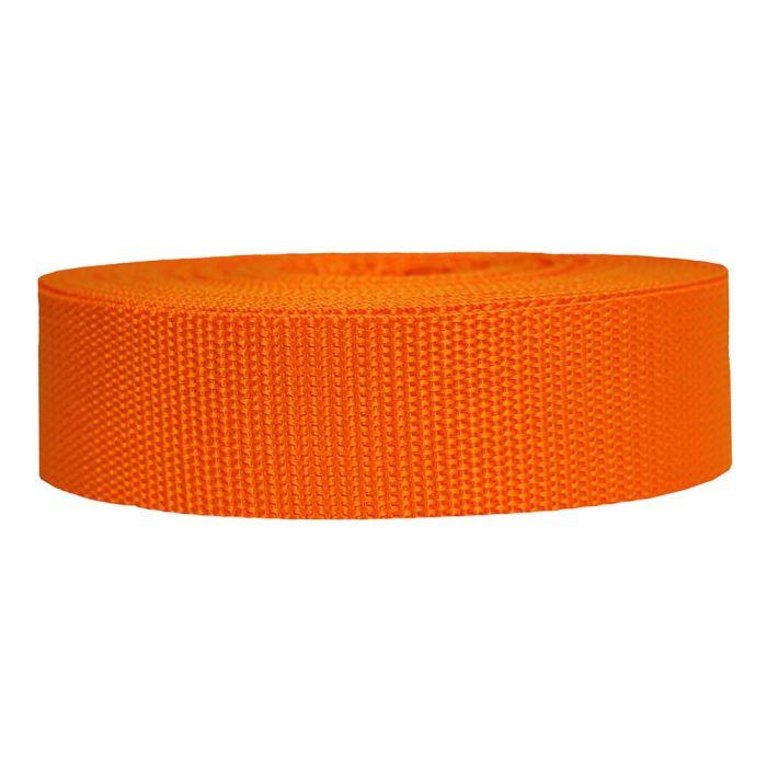 1-1/2 Inch Heavyweight Polypropylene Orange