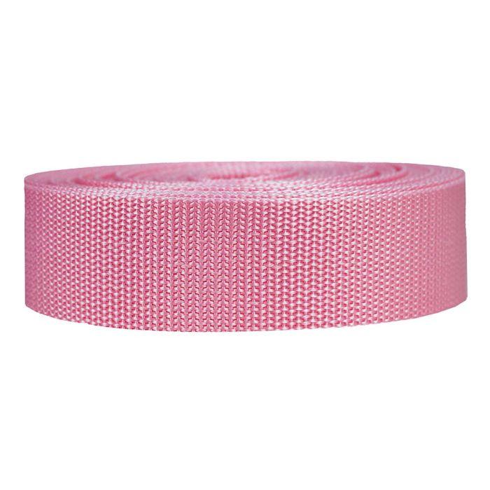 1-1/2 Inch Heavyweight Polypropylene Pink