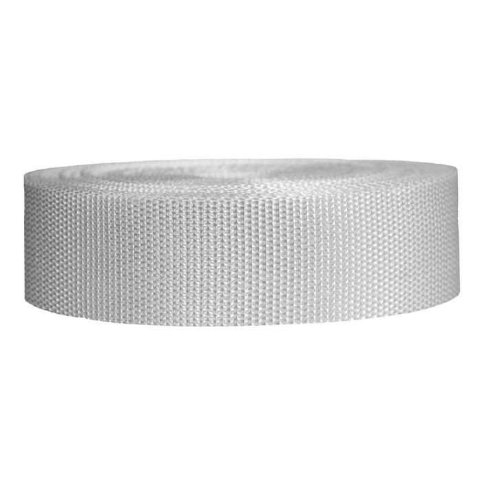 1-1/2 Inch Heavyweight Polypropylene White