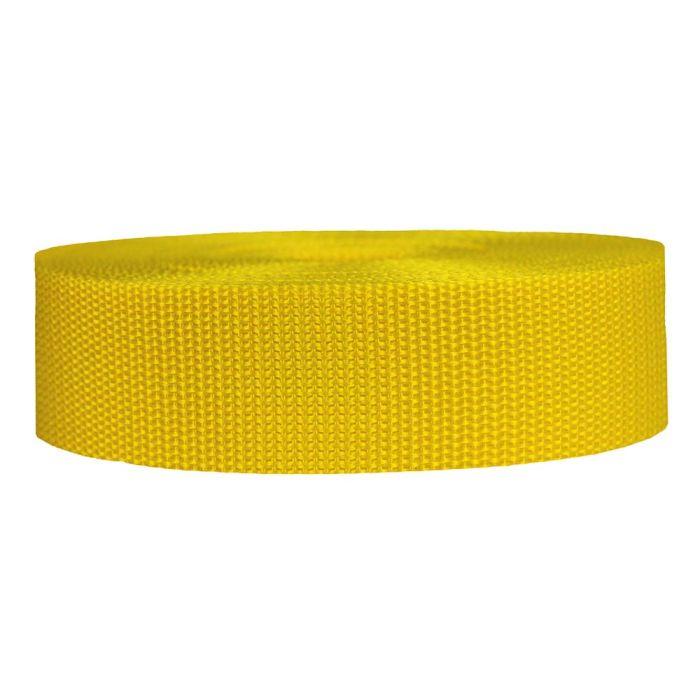 1-1/2 Inch Heavyweight Polypropylene Yellow