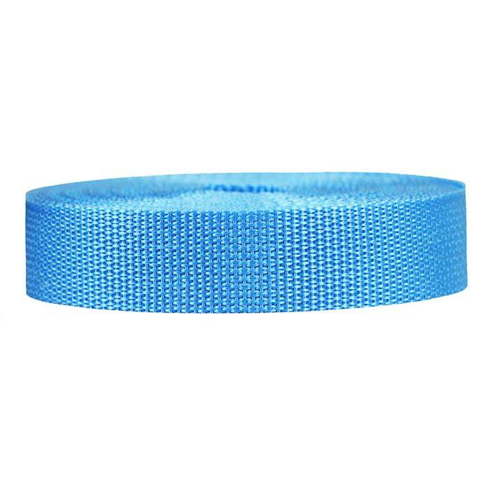 1 Inch Lightweight Polypropylene Powder Blue
