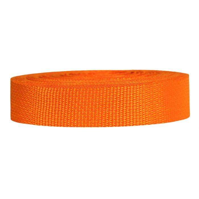 1 Inch Lightweight Polypropylene Orange