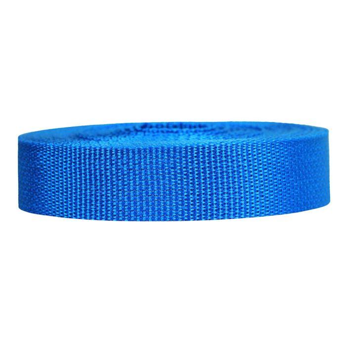 1 Inch Lightweight Polypropylene Pacific Blue