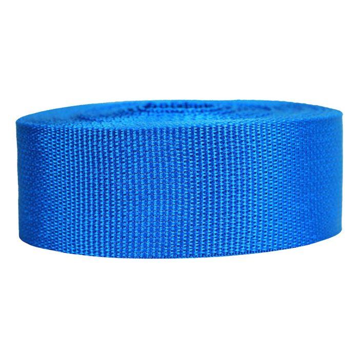 2 Inch Lightweight Polypropylene Pacific Blue