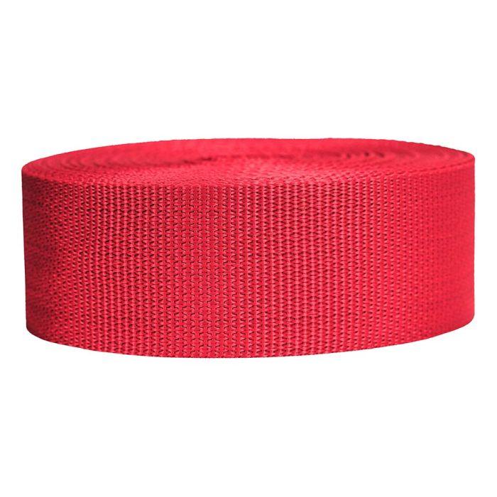 2 Inch Lightweight Polypropylene Red