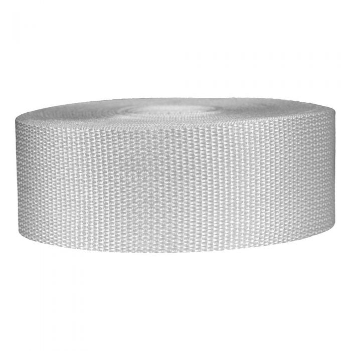 2 Inch Lightweight Polypropylene White