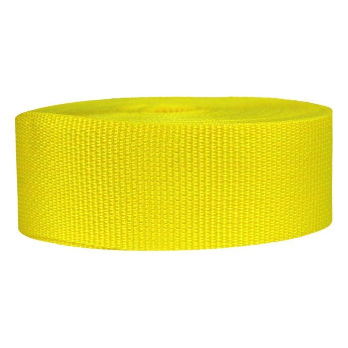 2 Inch Lightweight Polypropylene Yellow