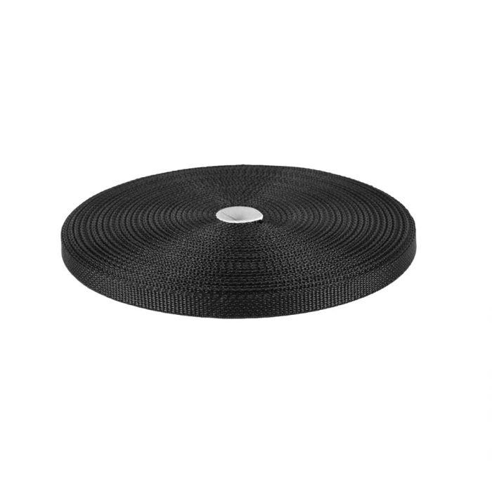 1/2 Inch Lightweight Polypropylene Black
