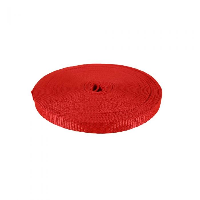 1/2 Inch Lightweight Polypropylene Red