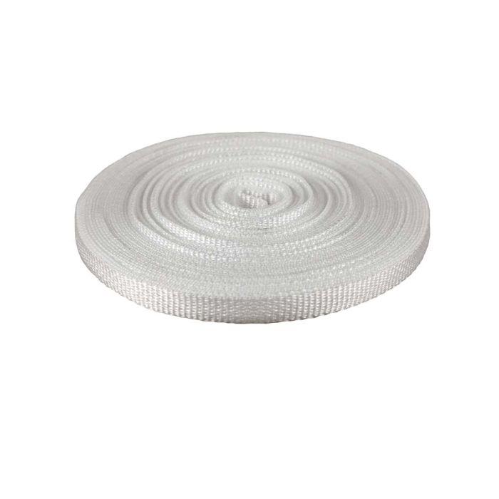 1/2 Inch Lightweight Polypropylene White