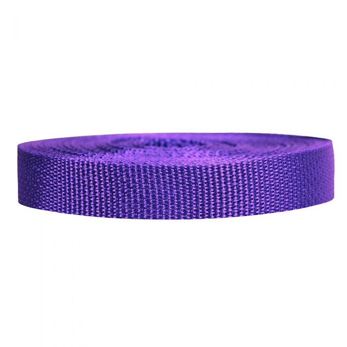 3/4 Inch Lightweight Polypropylene Purple