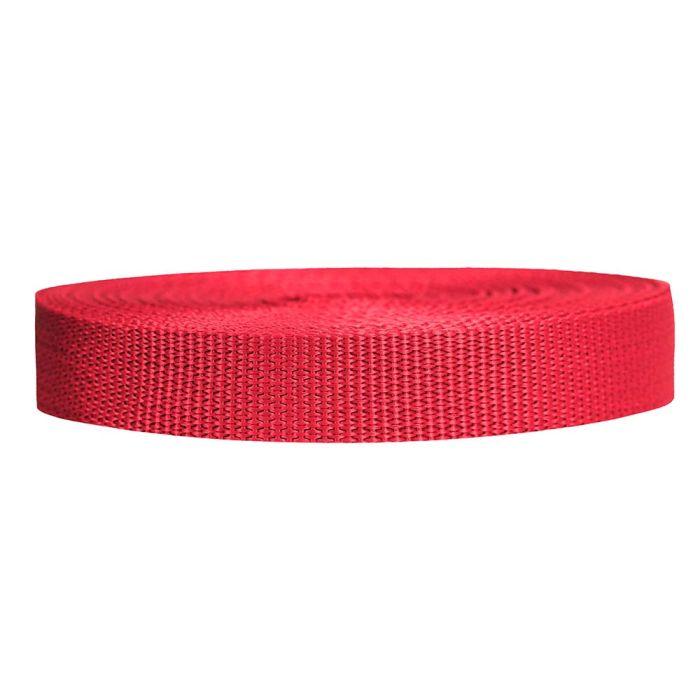 3/4 Inch Lightweight Polypropylene Red