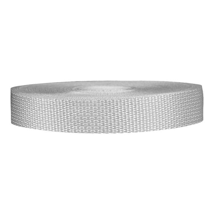 3/4 Inch Lightweight Polypropylene White
