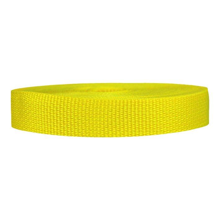 3/4 Inch Lightweight Polypropylene Yellow
